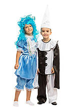 """Детский карнавальный костюм """"Пьеро"""" для мальчика, фото 3"""