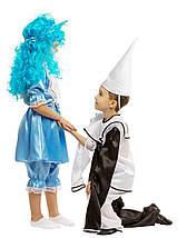 """Детский карнавальный костюм """"Пьеро"""" для мальчика, фото 2"""