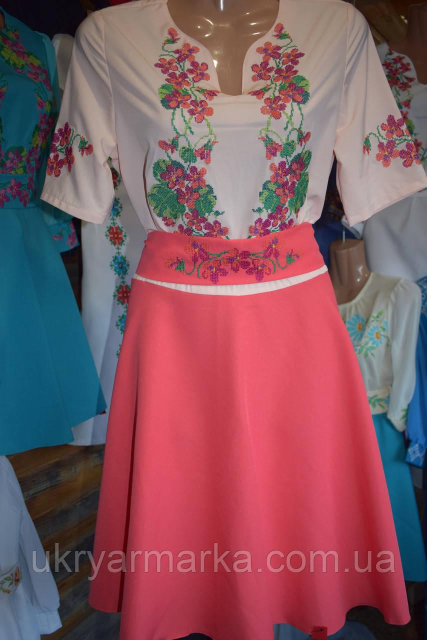 """Вишита сукня """"Квітослава"""""""