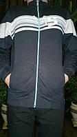 Мужская спортивная кофта BONA. Оптом.