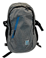 Мужской рюкзак из льна серого цвета TBQ-960886, фото 1