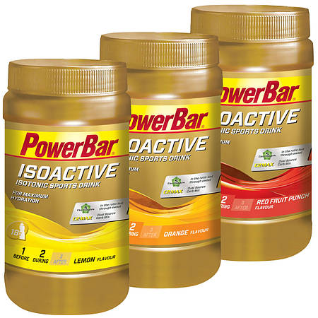 Изотонический напиток PowerBar IsoActiv 600г