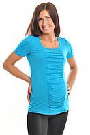 Футболка «Sima» для беременных и кормления