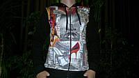 Мужская спортивная кофта с капюшоном Bona. Оптом.