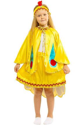 """Детский карнавальный костюм """"Жар-Птица"""" для девочки, фото 2"""