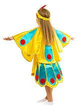 """Детский карнавальный костюм """"Жар-Птица"""" для девочки, фото 3"""
