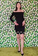 Платье АННА открытые плечи, фото 1