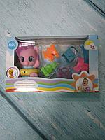 Брызгалка Little Pony, для купания, лошадка 6 см, аксессуары