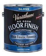 Лак паркетный Varathane FLOOR FINISH полиуретановый на водной основе 3.78L (1 US Gallon)