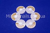 Жемчуг в карусели, золото серебро , фото 1