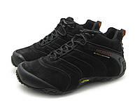 Кроссовки мужские Merrell 1203 / black