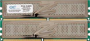 Скоростная ОЗУ OCZ DDR2 1Gb 800MHz PC2-6400