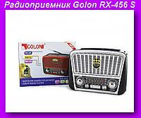 Радиоприемник Golon RX-456 S,Портативная колонка MP3 USB Golon,радио Golon