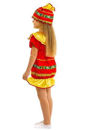 """Детский карнавальный костюм """"Конфетка-Хлопушка"""" для девочки, фото 2"""