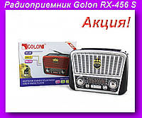 Радиоприемник Golon RX-456 S,Портативная колонка MP3 USB Golon,радио Golon!Акция