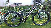 Горный велосипед Cube reaction  carbon 27,5 рама 18