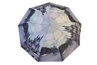 Оригинальный полуавтоматичный зонт
