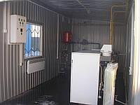 Модульная котельная Колви на 200 кВт (газ)