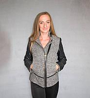 Жіноче твідове пальто №27, фото 1