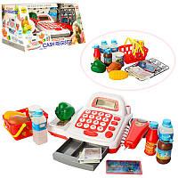 Кассовый аппарат с калькулятором детский игровой набор 7300