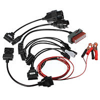 Кабеля Autocom Сar. Набор OBD2 кабелей для диагностики легковых авто