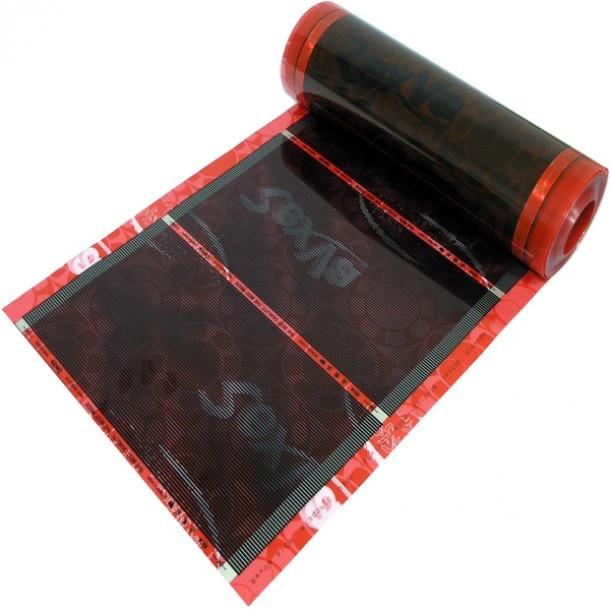 Саморегулирующаяся инфракрасная нагревательная пленка Rexva (Корея) 80 см. Теплый электрический пол