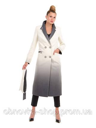 d0044f34f3b9 Женское длинное кашемировое пальто граде