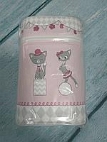 Термоблок для двух бутылок (пенопласт)