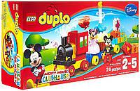 Конструктор LEGO DUPLO День рождения с Микки и Минни 10597