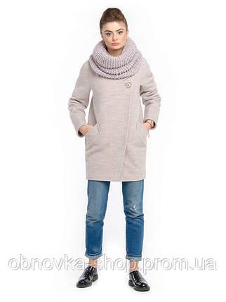 961110497577 Кашемировое пальто с шарфом хомут - купить недорого в Харькове ...