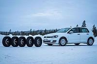 Тест зимних премиальных шин типоразмера 205/55 R16 от Auto Bild
