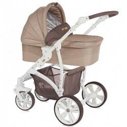 Детская коляска универсальная 2 в 1 Bertoni Arizona (beige)