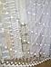 Тюль из фатина с вышивкой, код-262, фото 3