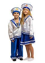 """Детский карнавальный костюм """"Морячка"""" для девочки, фото 2"""