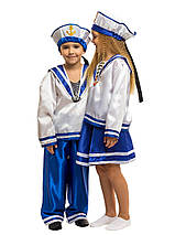 """Детский карнавальный костюм """"Морячка"""" для девочки, фото 3"""