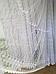 Тюль из фатина с вышивкой, код-698, фото 4