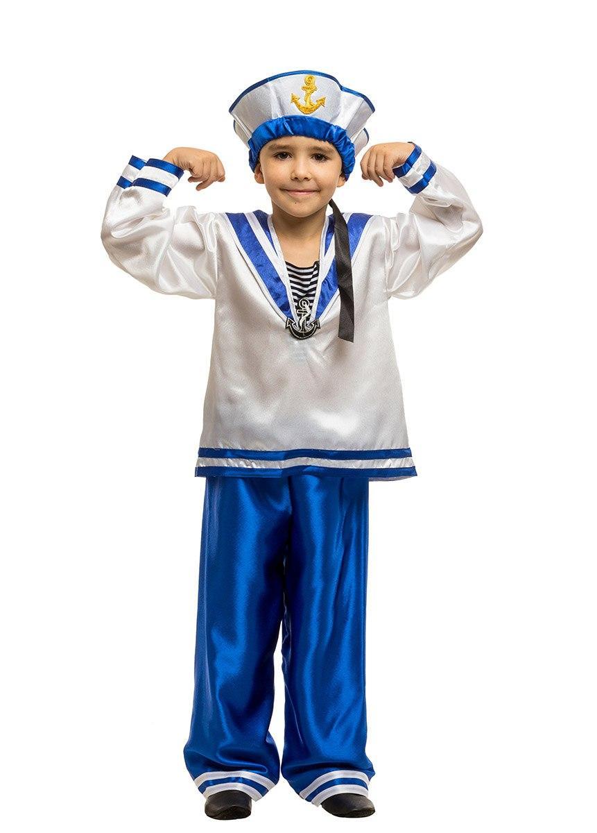 """Детский карнавальный костюм """"Моряк"""" для мальчика"""