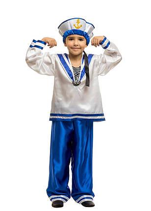 """Детский карнавальный костюм """"Моряк"""" для мальчика, фото 2"""