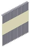Гвоздь рифленый никелированый в ленте Prebena типа PR 3,1/90 (3 тис. шт.)