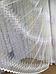 Тюль из фатина с вышивкой, код-1612, фото 2