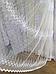 Тюль из фатина с вышивкой, код-1612, фото 3