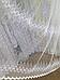 Тюль из фатина с вышивкой, код-1612, фото 4