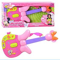 Гитара детская 181205 Mini Mouse ***