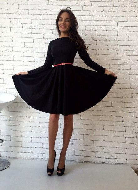 fe65b34d419 Платье с юбкой солнце клеш пышное  продажа