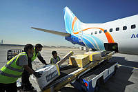 Авіадоставка посилок з Китаю в Україну