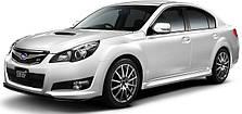 Защиты двигателя на Subaru Legacy (2009-2014)