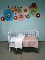 Детское одеяло, цегейка, (110х140)