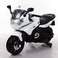 Детский электрический мотоцикл M 3571 EL-1,с мягким сиденьем