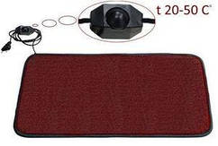 Теплый коврик 35см*65см Boden t20-50С (красный)
