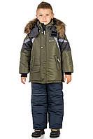 Подростковая куртка  «Traveler Аляска» Хаки